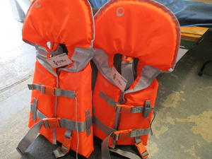 new childrens lifejackets in Bembridge
