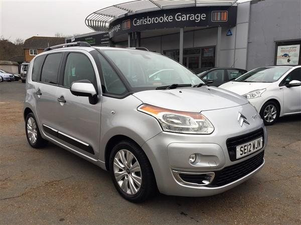 citroen c3 picasso 1 6 vti 16v exclusive auto in newport wightbay. Black Bedroom Furniture Sets. Home Design Ideas