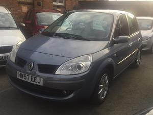 2007 Renault Scenic 1.6 Dynamique 6 Speed Manual
