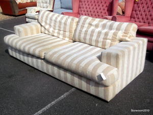 Large sofa £75 in Cowes