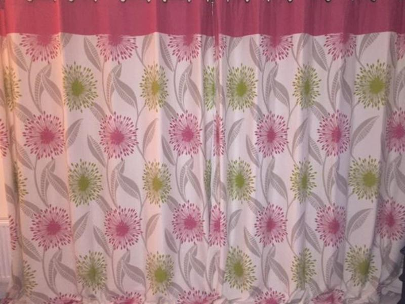 90 X Living Room Curtains
