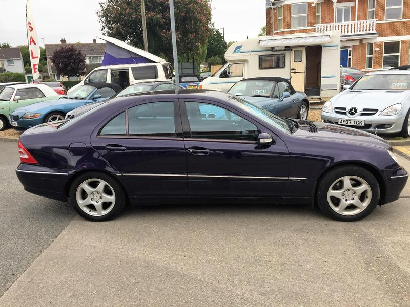 mercedes c270 cdi avantgarde 2003 automatic in sandown wightbay. Black Bedroom Furniture Sets. Home Design Ideas