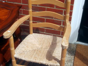 Rocking chair £20 in Cowes