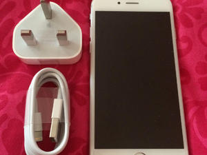 APPLE IPHONE 6 IN WHITE/SILVER 16GB EE/T-MOBILE NETWORKS in Shanklin