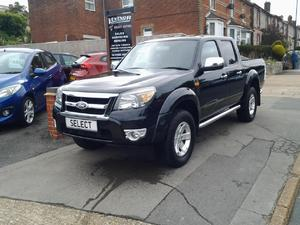 2010 Ford Ranger 2.5TDCi 4x4 XLT NO VAT!!! in East Cowes