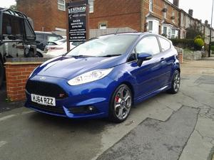 2014 (64) Ford Fiesta 1.6 (182ps) EcoBoost ST 2