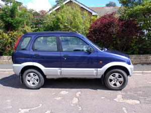 Used Daihatsu Cars For Sale In Isle Of Wight Wightbay