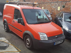 2007 Ford Transit Connect 220 SWB 1.8TDCI in Newport