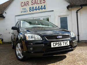2007 FORD FOCUS 1.6 SPORT £1,995