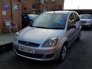 2007/57 FORD FIESTA STYLE 1.25