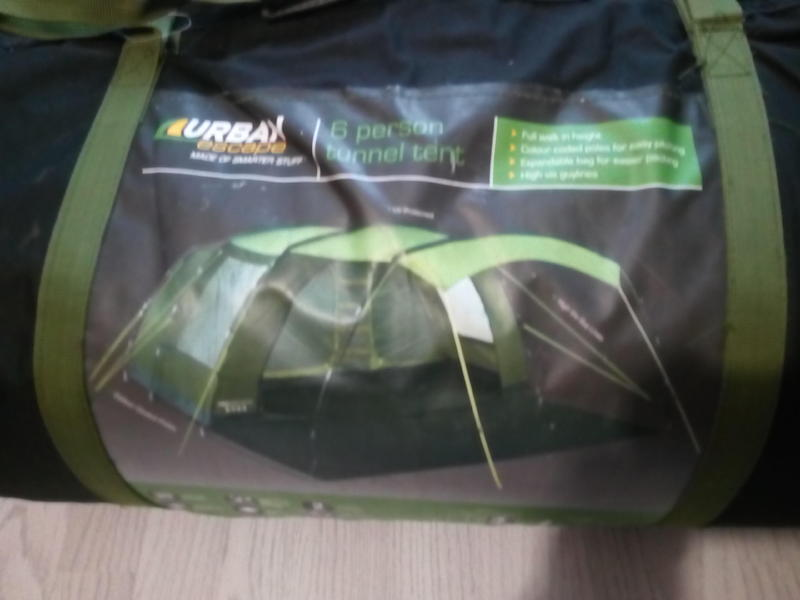 Halfords Urban Escape Tents Tent Range & Escape Tents u0026