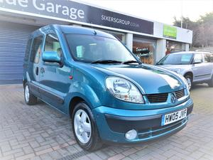 Isle of Wight Renault Kangoo 1.2 Expression