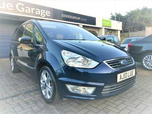 Ford Galaxy Titanium X Automatic *7 Seater*
